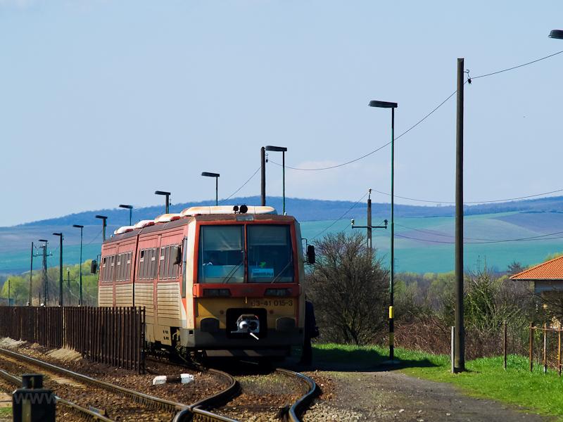 A 6341 015-3 Tar állomáson  fotó