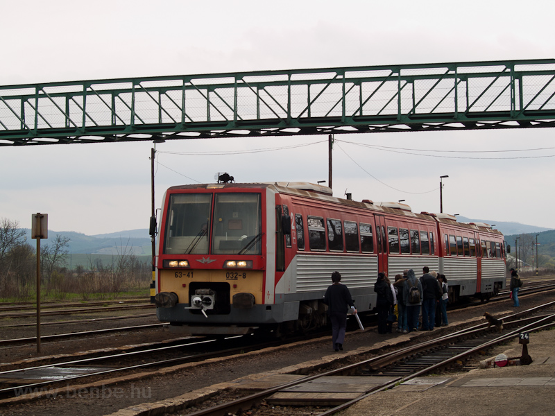 The 6341 032-8 seen at Pász photo