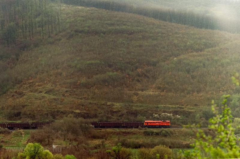 Szergejes tehervonat Nagybá fotó