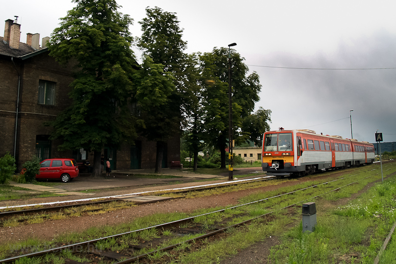The 6341 010-4 seen at Zagyvapálfalva photo