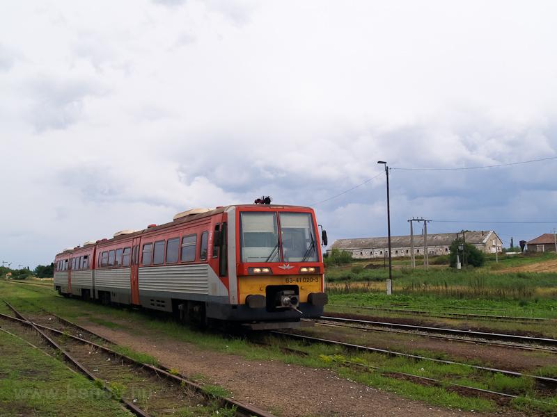 A 6341 020-3 Apc-Zagyvaszán fotó