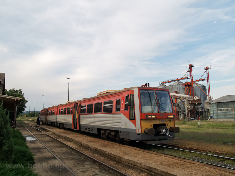 The 6341 014-6 seen at Pász photo