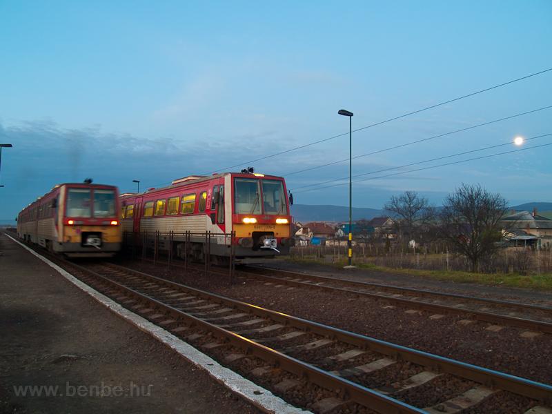 A 6341 009-6 Tar állomáson  fotó