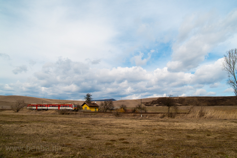Az 6341 sorozatú motorvonat fotó
