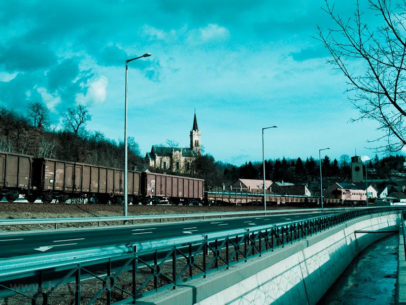 A MÁV-TR M62 127 Somosk! fotó