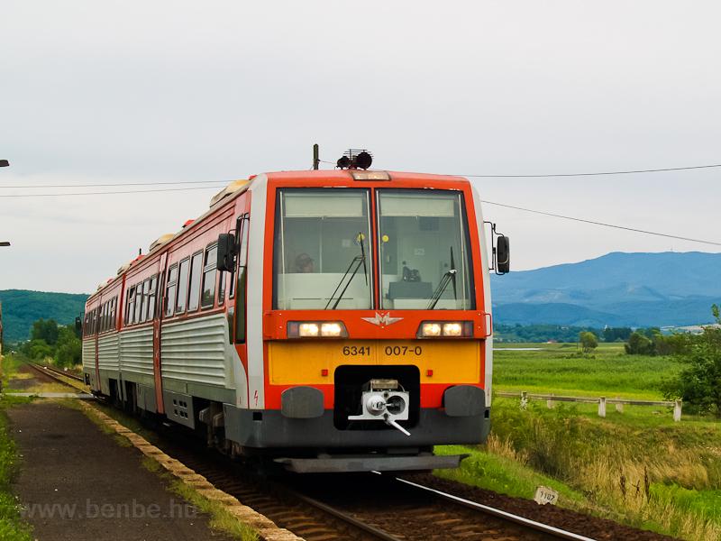 A 6341 007-0 Vizsláson fotó