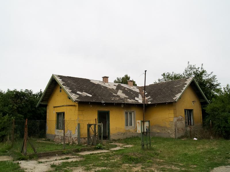 Őrház Vizsláson fotó