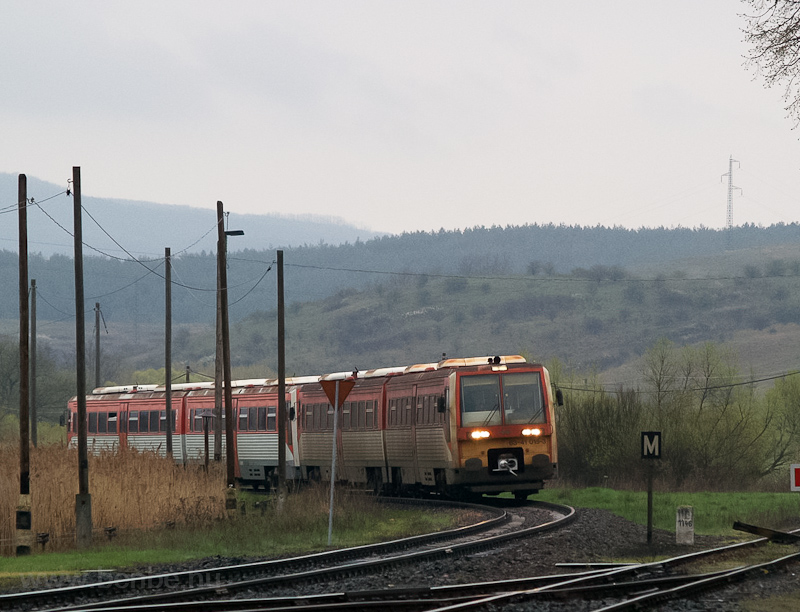 The 6341 015-3 seen at Kisterenye photo
