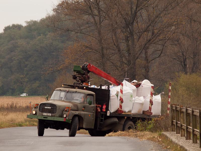 Tatra darus teherautó man&# fotó