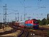 A RailCargoHungaria 1116 009-0 Hatvan állomáson