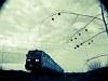 Egy 6341 sorozatú motorvonat Zagyvapálfalva és Vizslás között