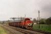 A MÁV-TR M43 1159 Mátramindszent állomáson