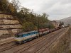 A ŽSSK Cargo 752 070-3 előfogatolja valószínűleg a 751 077-9-et Somoskőújfalu állomáson