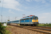 The 6341 020-3 seen between Hatvan and M�travid�ki Erőmű