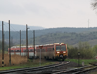 The 6341 015-3 seen at Kisterenye