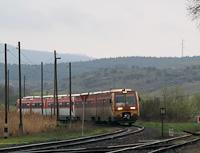 A 6341 015-3 Kisterenye állomáson