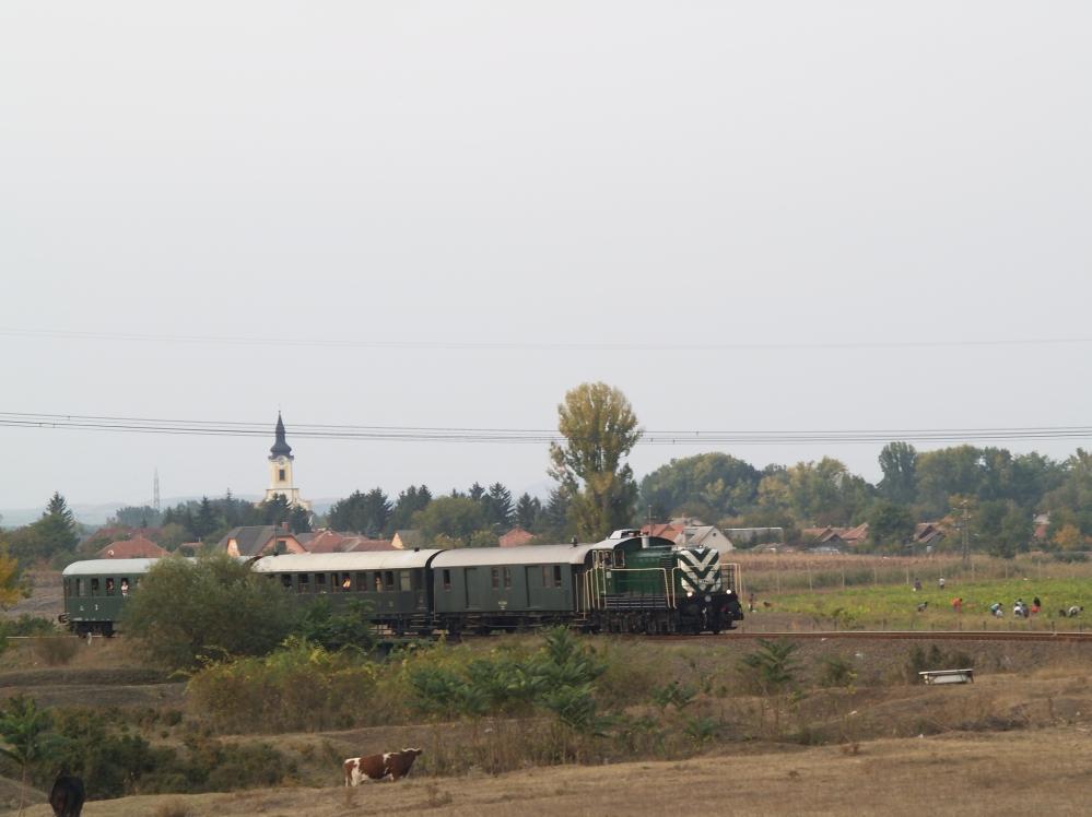 The M44 209 at Kál photo