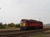 The M62 230 at Kisterenye