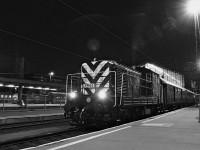 M44 209 Budapest-Nyugati pályaudvaron