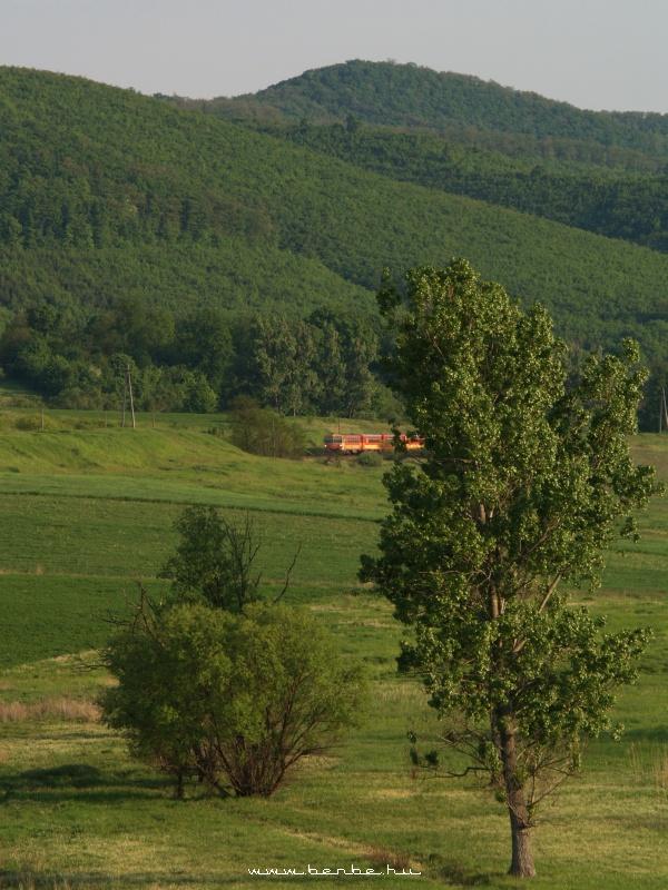Bzmot 178 Bélapátfalva és Mónosbél között fotó
