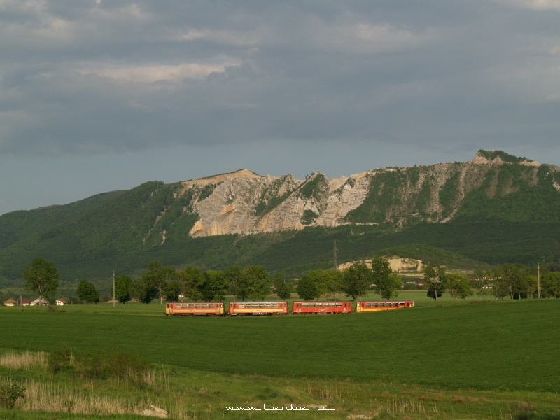 The Bzmot 178 between Bélapátfalva and Mónosbél photo