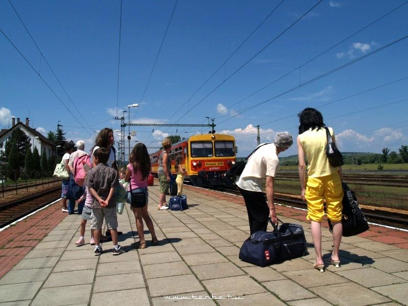 Bzmot 215 Kazincbarcikán fotó