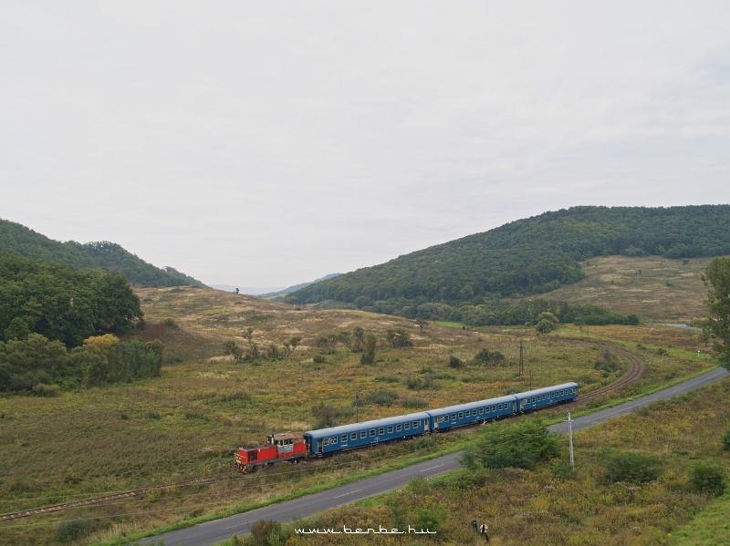 M47 1301 Sajómercse megállóhelyen fotó