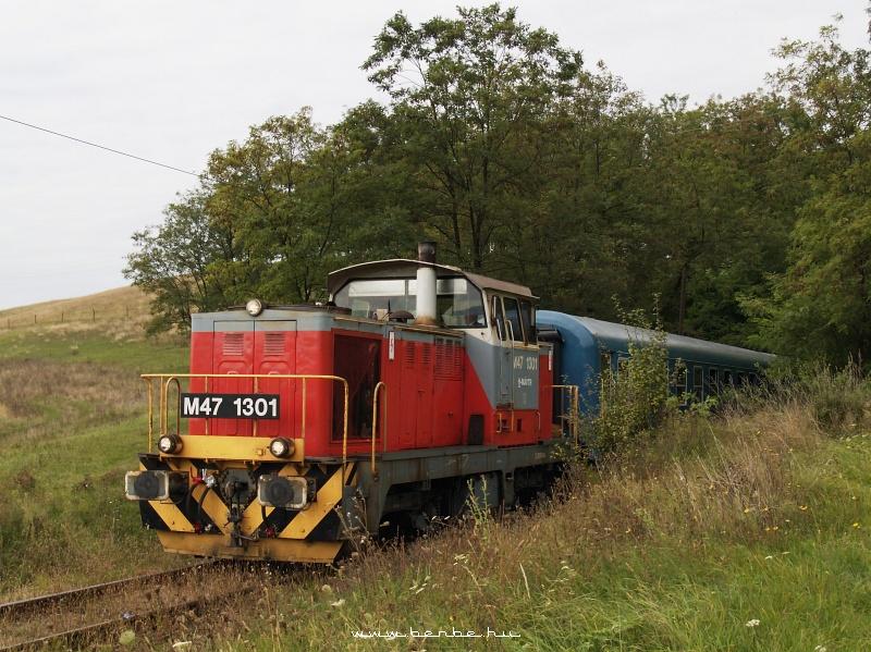 M47 1301 Nekézsenynél fotó