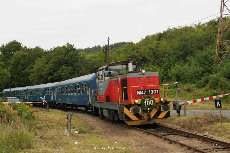 M47 1301 a sátáni sorompónál fotó