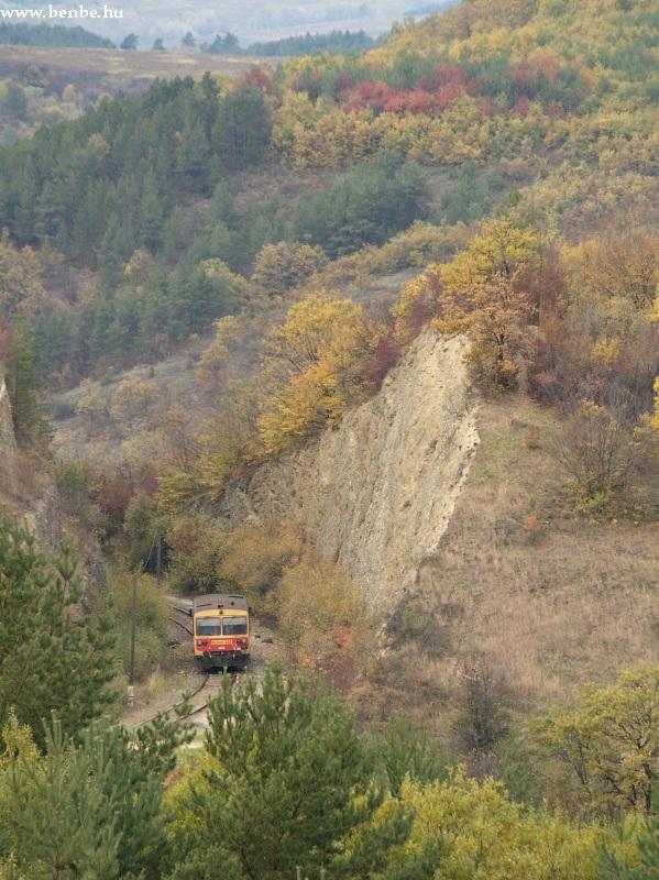 Bzmot 332 Nekézseny közelében fotó