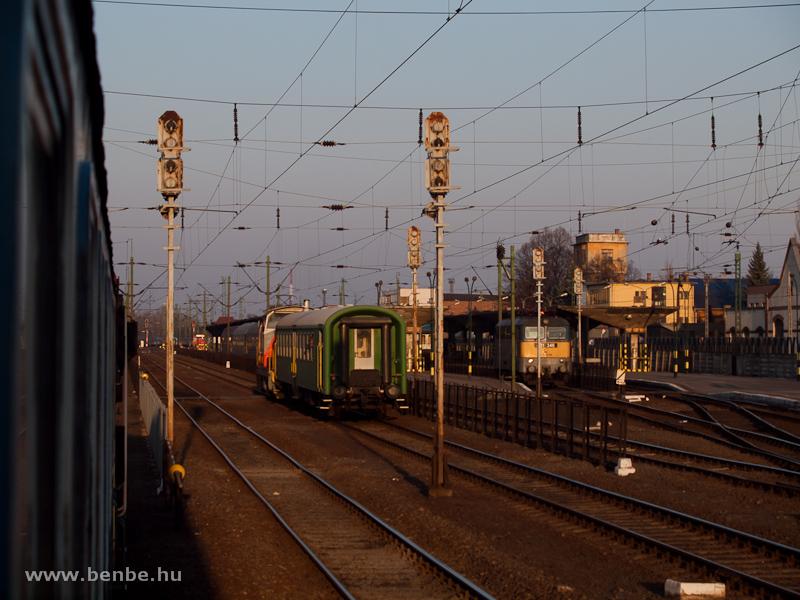 Miskolc-Tiszai pályaudvar fotó