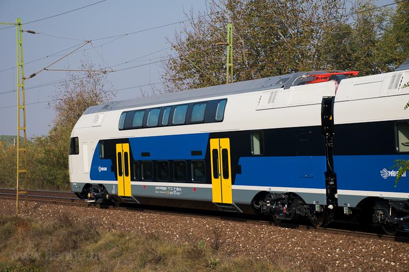A MÁV-START 815 003 pályasz fotó