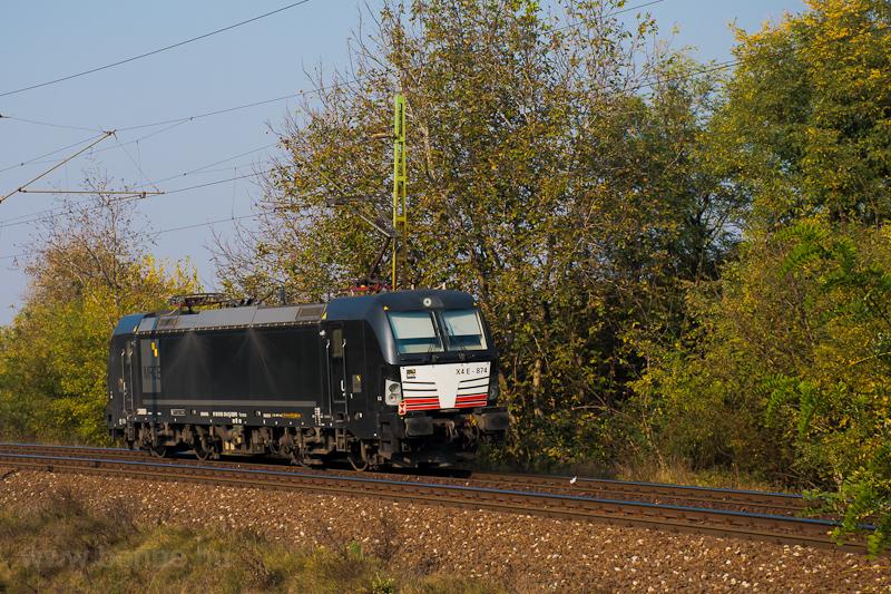 Az MRCE Dispolok X4 E 874 P fotó