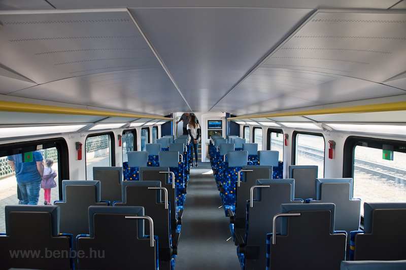 The interior of the MÁV-STA photo