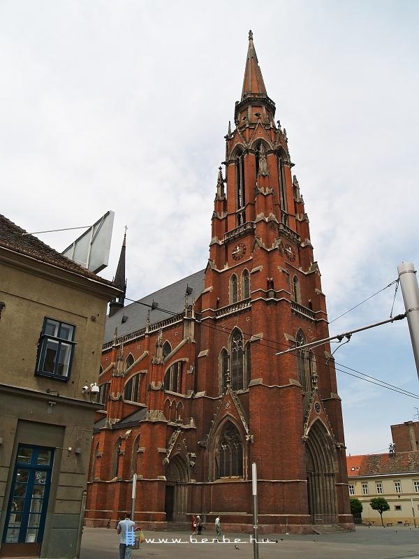 A Szent Péter és Pál templom Eszéken fotó