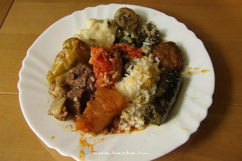 Feri mostari ebédje fotó