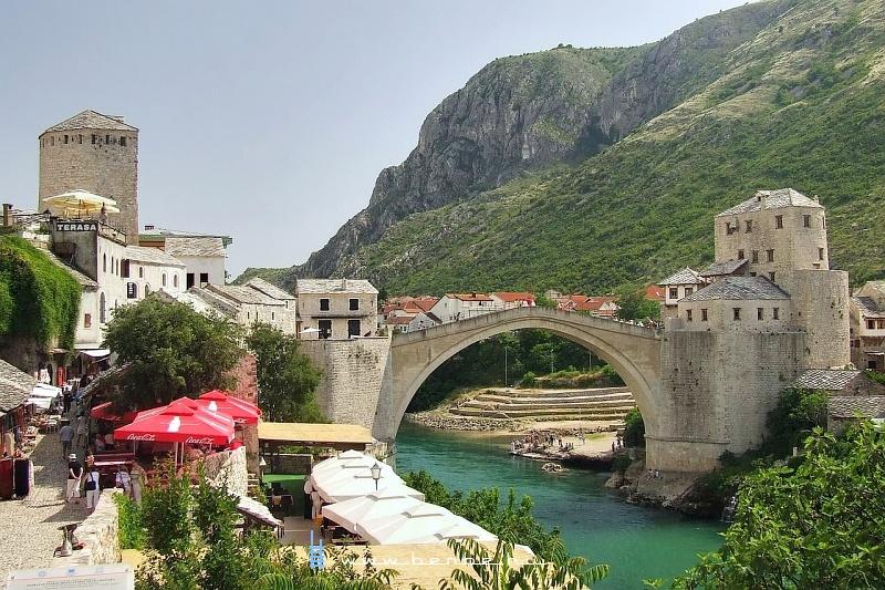 Mostar - ne feledd el az Öreg hidat! fotó