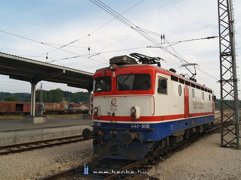 441-908 Dobojban fotó