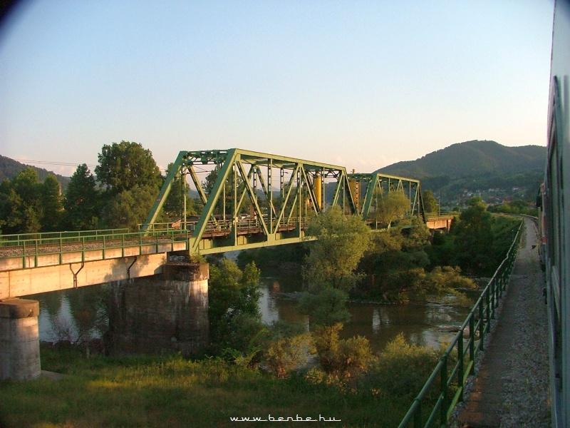 Hidak a Boszna-folyón fotó