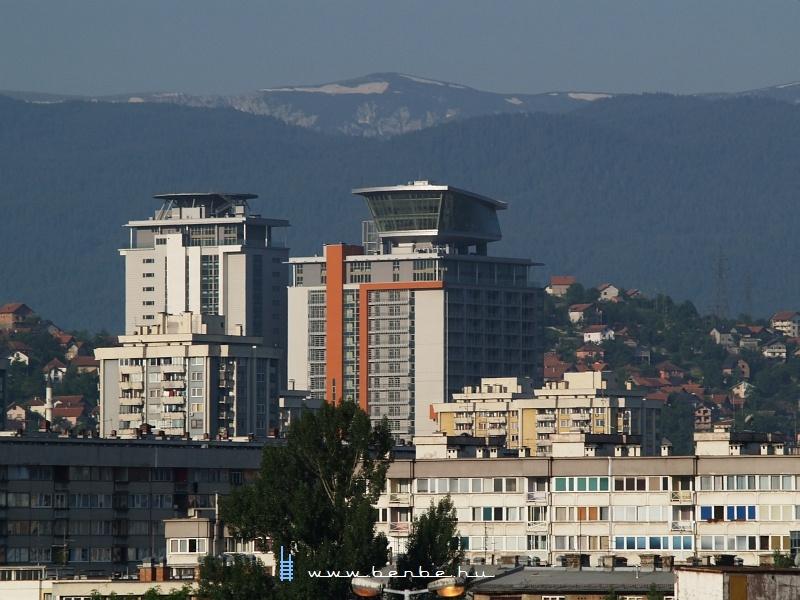Szarajevo reggel fotó