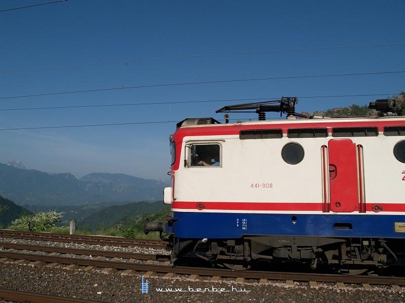 441-908 Grad állomáson (620 méterrel az Adria fölött) fotó