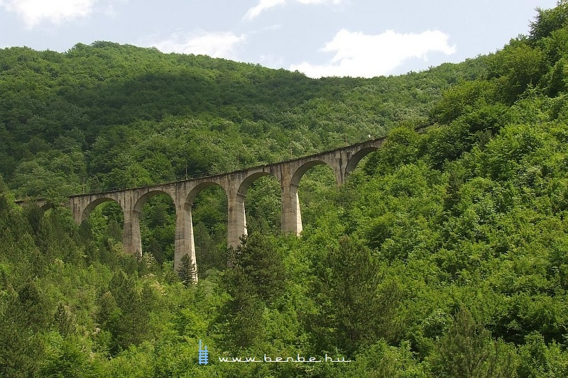 A Nagy Ovcari-viadukt fotó