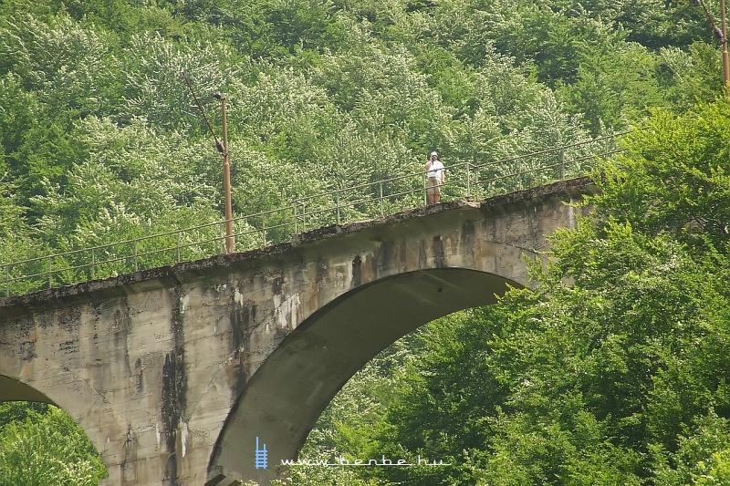 A Nagy Ovcari-viadukt (rajta egy darab Benbe) fotó