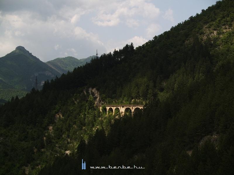 A kis viadukt fotó