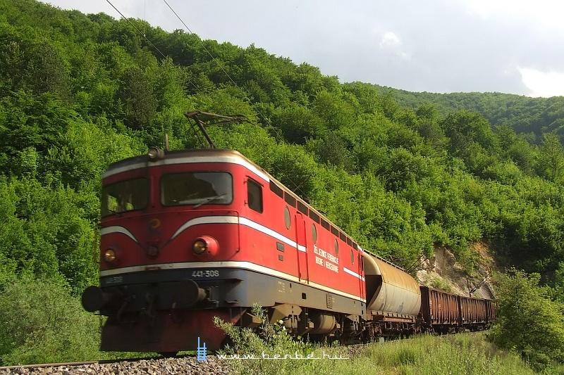 441-308 Ovcari állomás után fotó