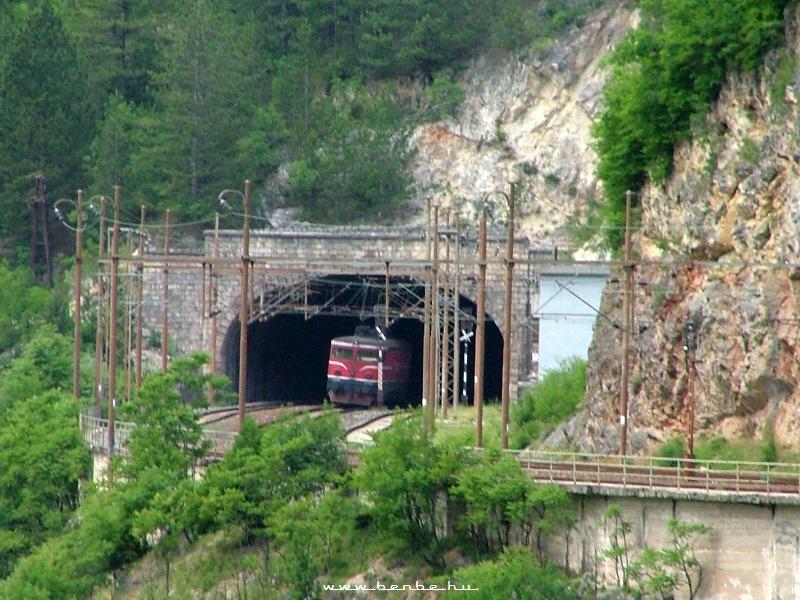 Ovcari alagútja fotó