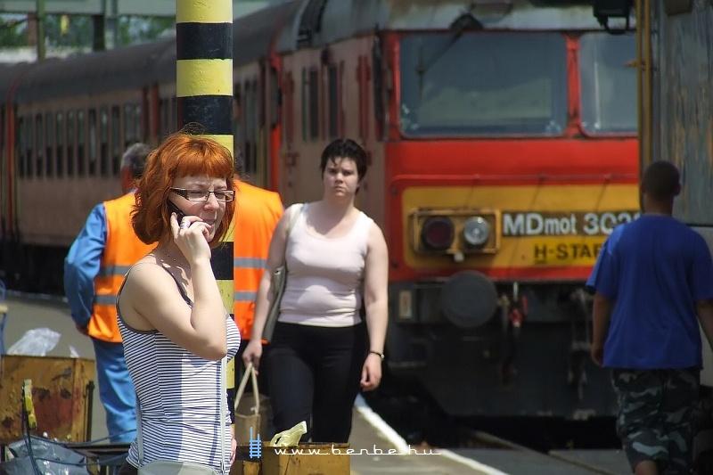 MDmot és a lány fotó