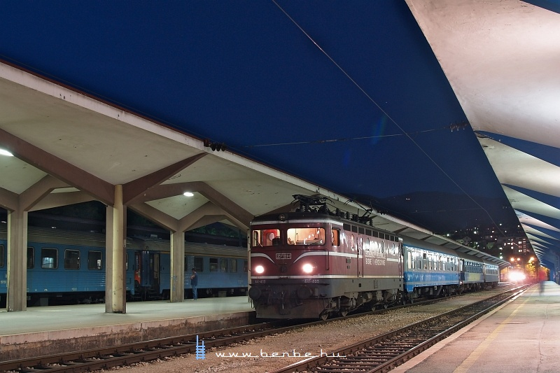 The 441-403 at Sarajevo photo