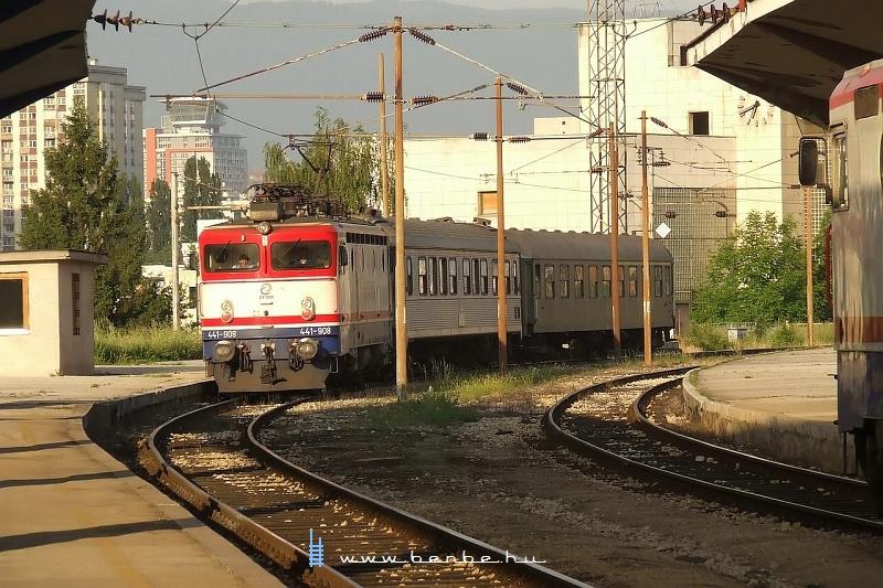 441-908 Szarajevóban fotó