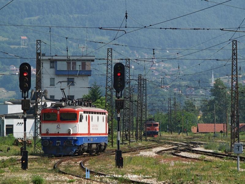 Gépcsere Dobojban fotó